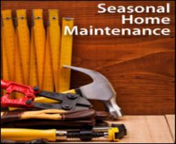 Seasonal Home Improvements