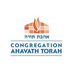 Ahavath Torah logo